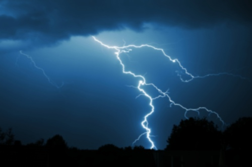 A Friend S Daughter Was Struck By Lightening On Thursday Night CAFFEINATED