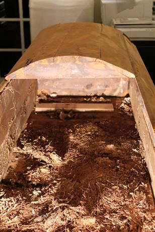 Pictures Inside Of Lee Harvey Oswald Casket Up For Sale