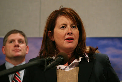 ... GOP Minnesota Senate Majority Leader Amy Koch Resigns in Sex Scandal